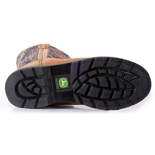 John Deere Men's Slip-Resistant Work Boots