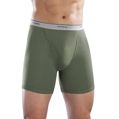 Fruit of the Loom 4-pk. Boxer Briefs