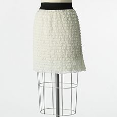 LC Lauren Conrad Ruffled Skirt
