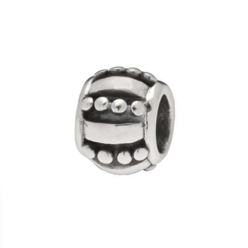 Individuality Beads Sterling Silver Dot Bead