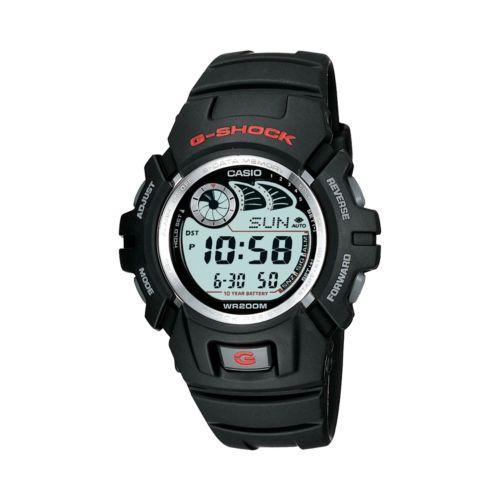 Casio G-Shock 10-Year Battery Chronograph Digital Watch - Men