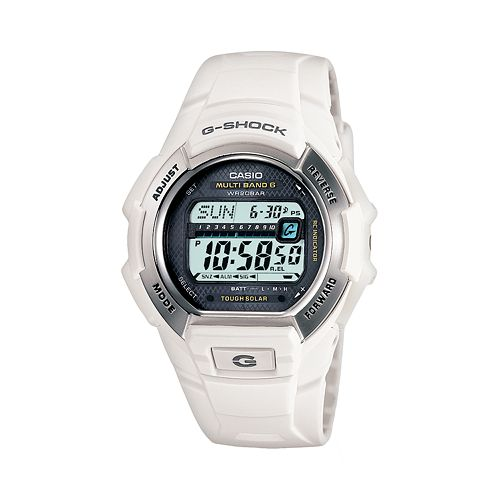 Casio Men's G-Shock Tough Solar Atomic Digital Chronograph Watch - GWM850-7CR