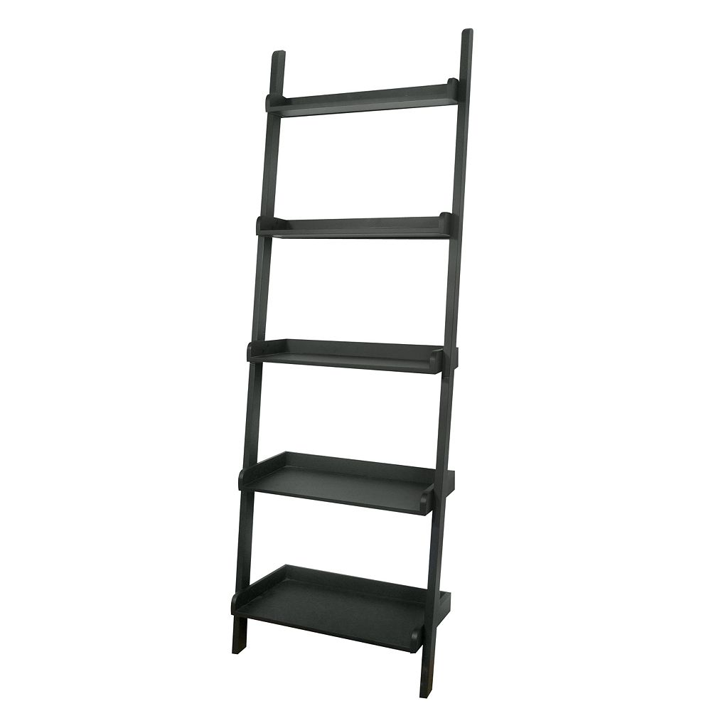 Tiered Leaning Shelf