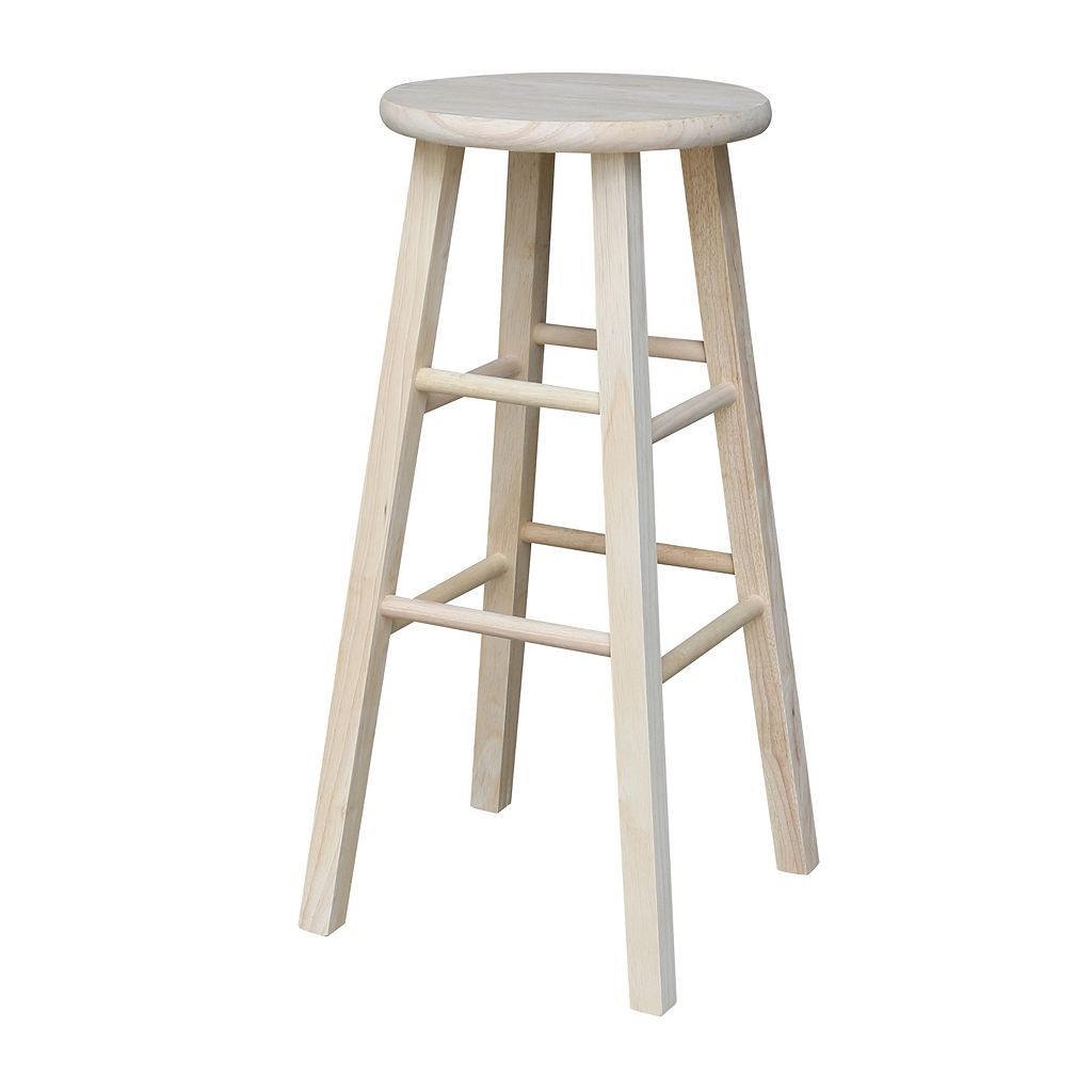 Round Top Bar Stool