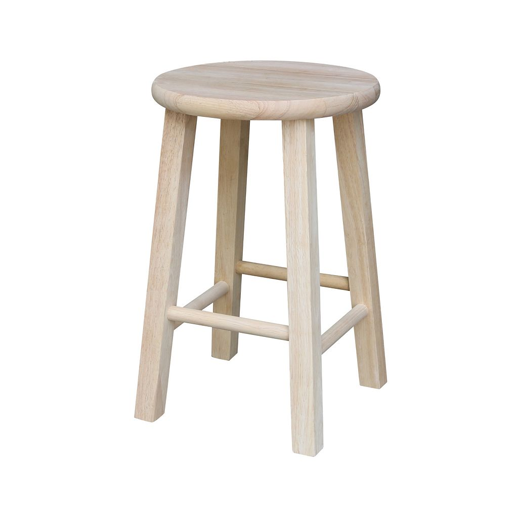 Round Top Table Stool