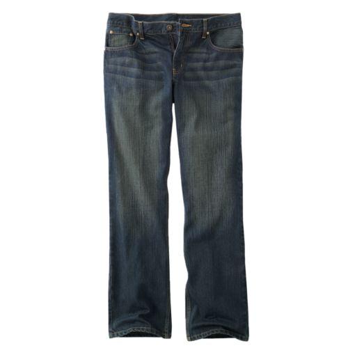 Urban Pipeline® Slim Straight Jeans - Men