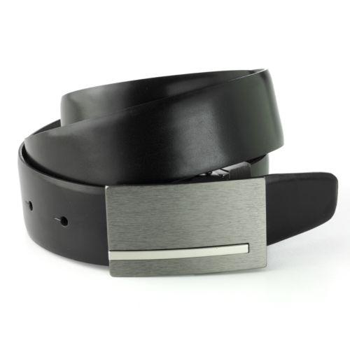 Apt. 9® Reversible Leather Belt
