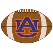 FANMATS® Auburn Tigers Football Rug