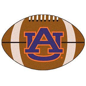 FANMATS Auburn Tigers Football Rug