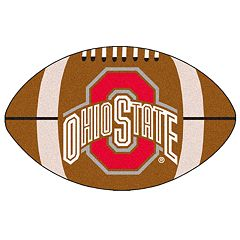 FANMATS Ohio State Buckeyes Football Rug