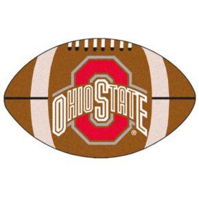FANMATS Ohio State Buckeyes Football Rug