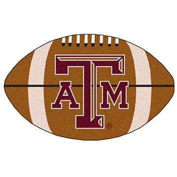 FANMATS Texas A&M Aggies Football Rug