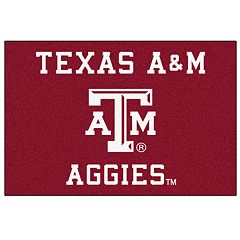 FANMATS Texas A&M Aggies Rug