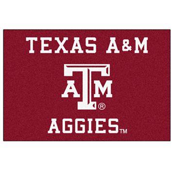 FANMATS Texas A&M Aggies Rug