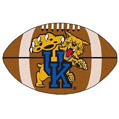 FANMATS Kentucky Wildcats Football Rug