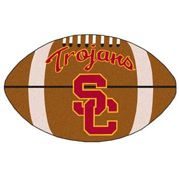 FANMATS USC Trojans Football Rug