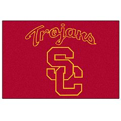 FANMATS USC Trojans Rug