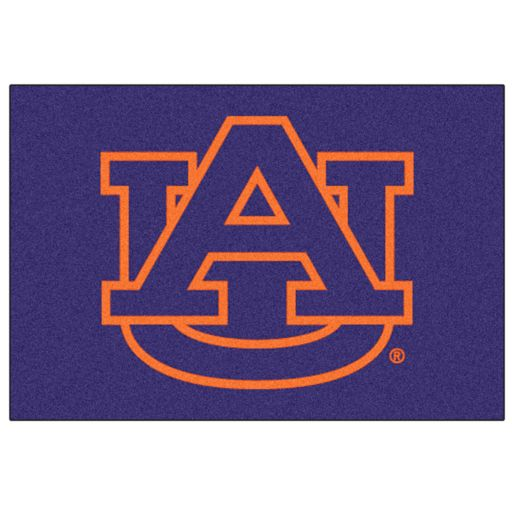 FANMATS Auburn Tigers Rug