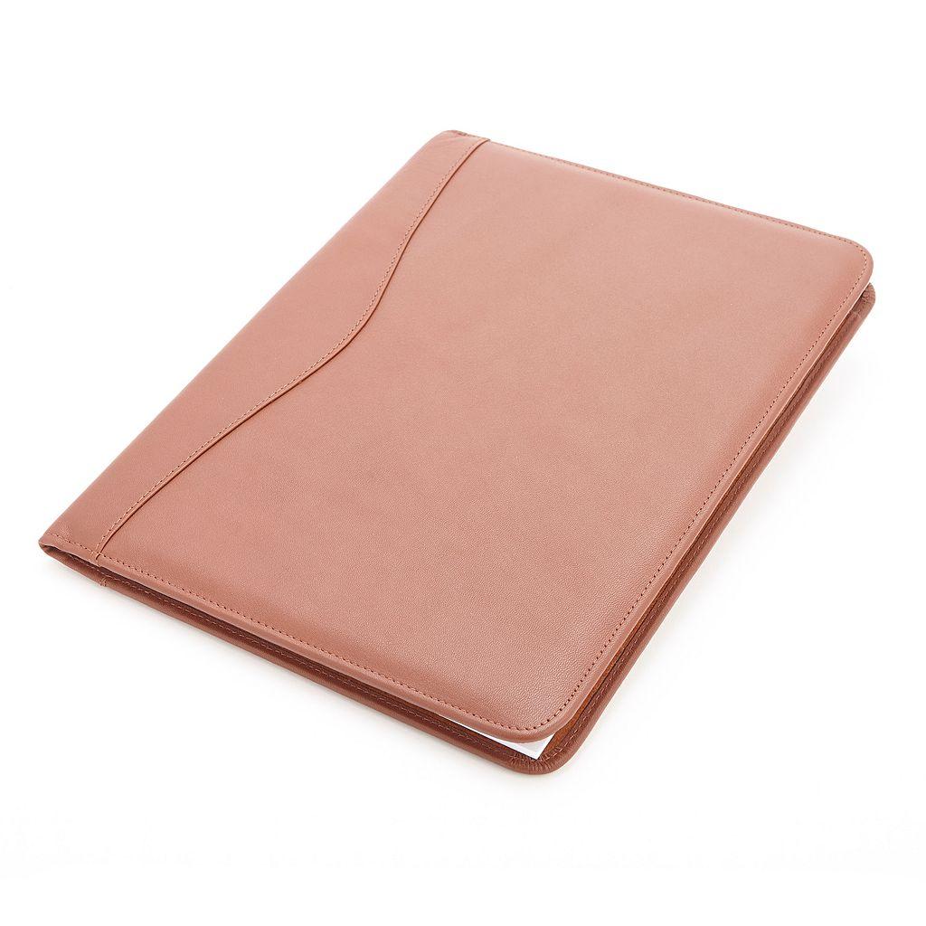 Royce Leather Writing Padfolio