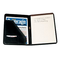 Royce Leather Deluxe Writing Padfolio