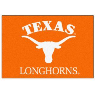 FANMATS Texas Longhorns Rug