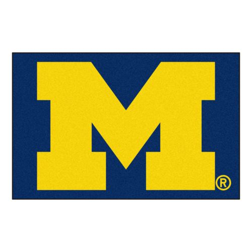 FANMATS Michigan Wolverines Rug