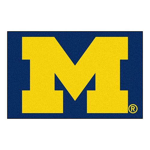 FANMATS® Michigan Wolverines Rug