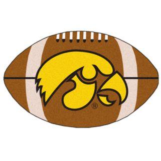 FANMATS Iowa Hawkeyes Rug