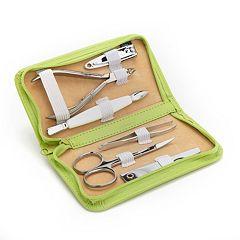 Royce Leather Travel Grooming Kit