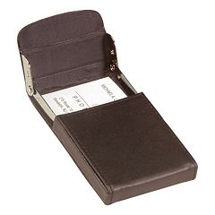Royce Leather Framed Card Case