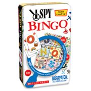I Spy Bingo Mini Tin