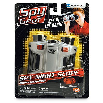Spy Gear Spy Night Scope by Wild Planet