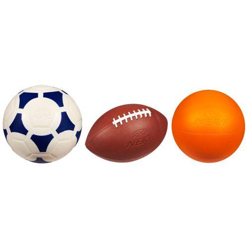 Nerf Mini Sports Pack