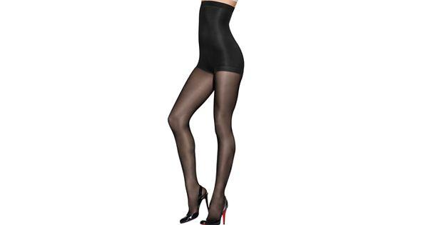 Hanes Silk Reflections High Waist Control Top Sheer Pantyhose