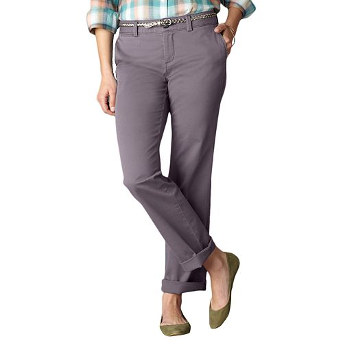 Dockers® Oh, My! Soft Khaki Straight-Leg Pants