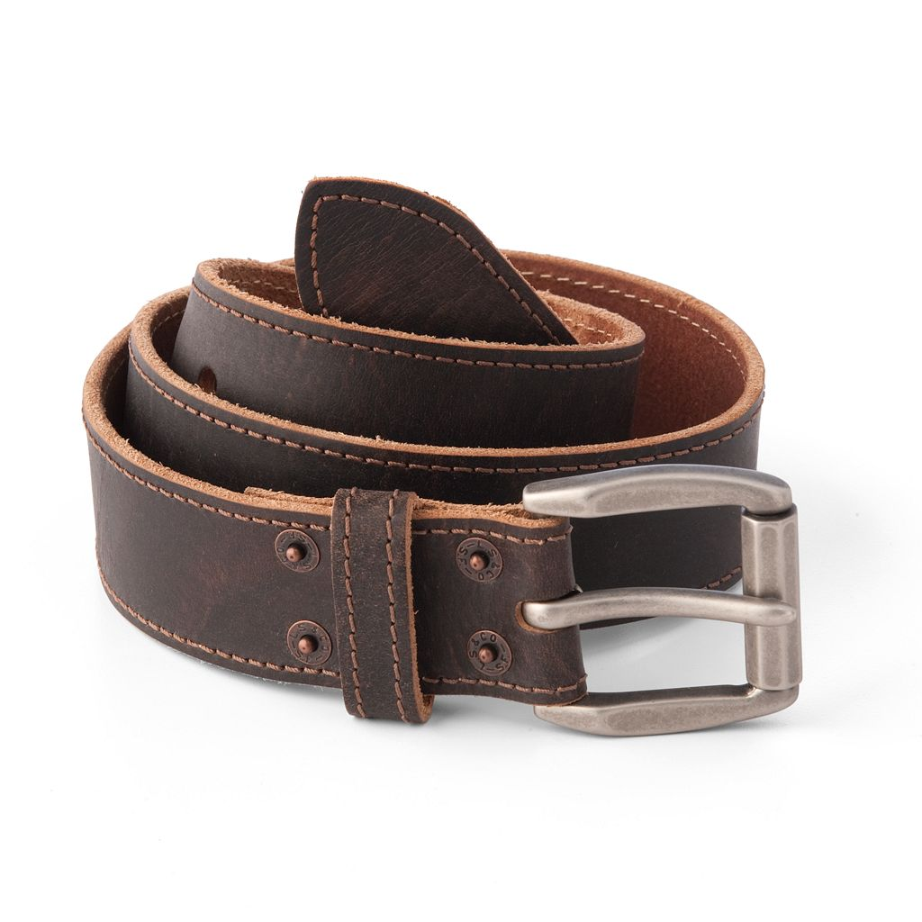 Levi's Riveted Leather Belt