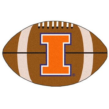FANMATS® Illinois Fighting Illini Rug