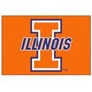 FANMATS® Illinois Fighting Illini Rug