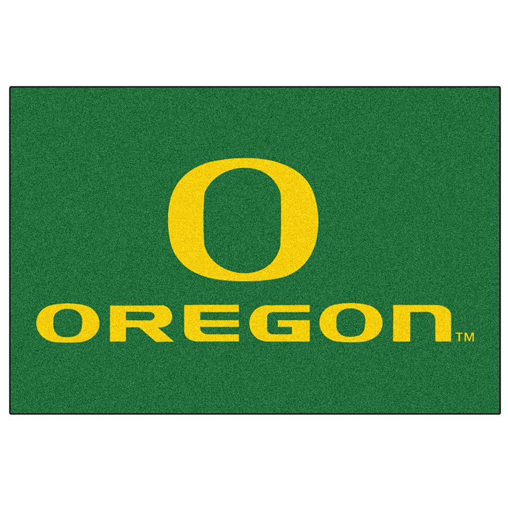 FANMATS Oregon Ducks Rug