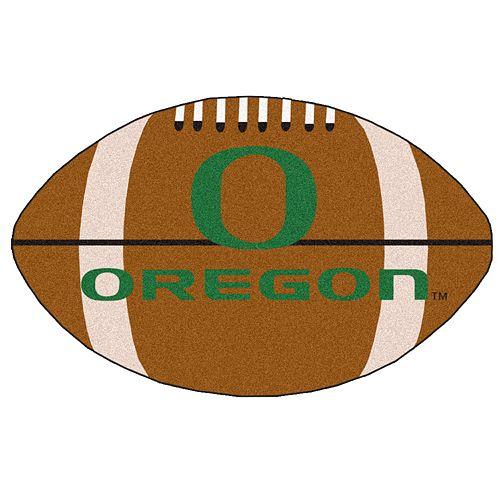FANMATS Oregon Ducks Football Rug