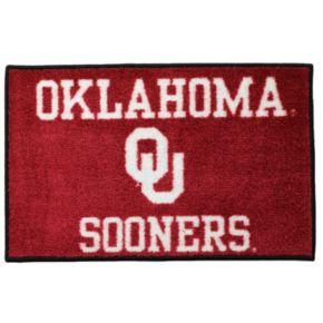 FANMATS Oklahoma Sooners Rug
