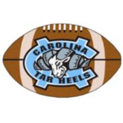 FANMATS North Carolina Tar Heels Football Rug