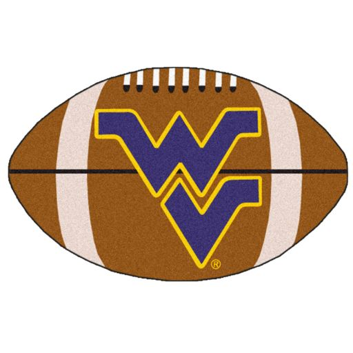 FANMATS West Virginia Mountaineers Rug