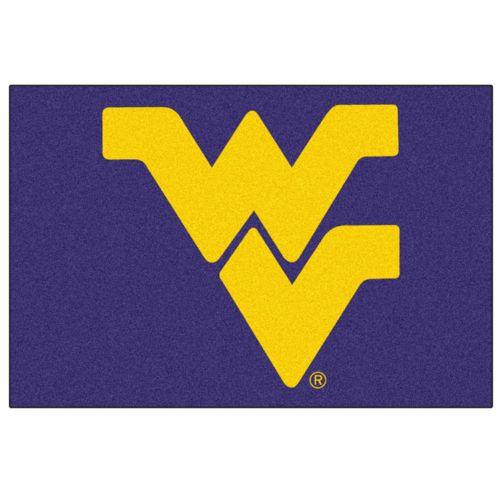 FANMATS West Virginia Mountaineers Rug