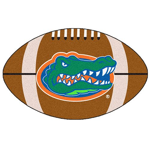 FANMATS Florida Gators Football Rug