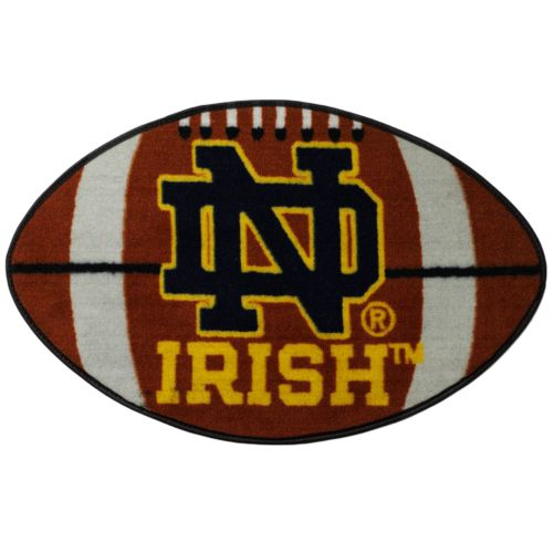 FANMATS Notre Dame Fighting Irish Rug