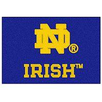FANMATS® Notre Dame Fighting Irish Rug