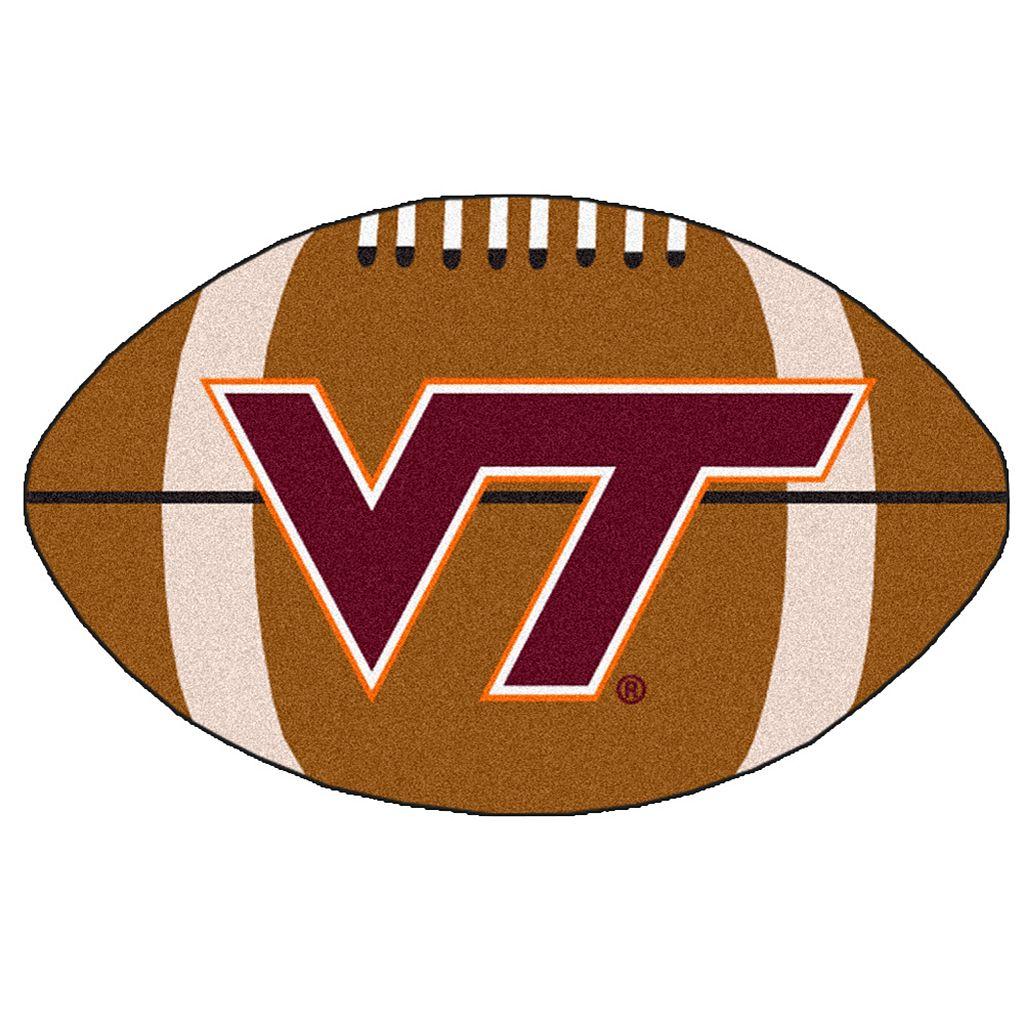FANMATS® Virginia Tech Hokies Rug