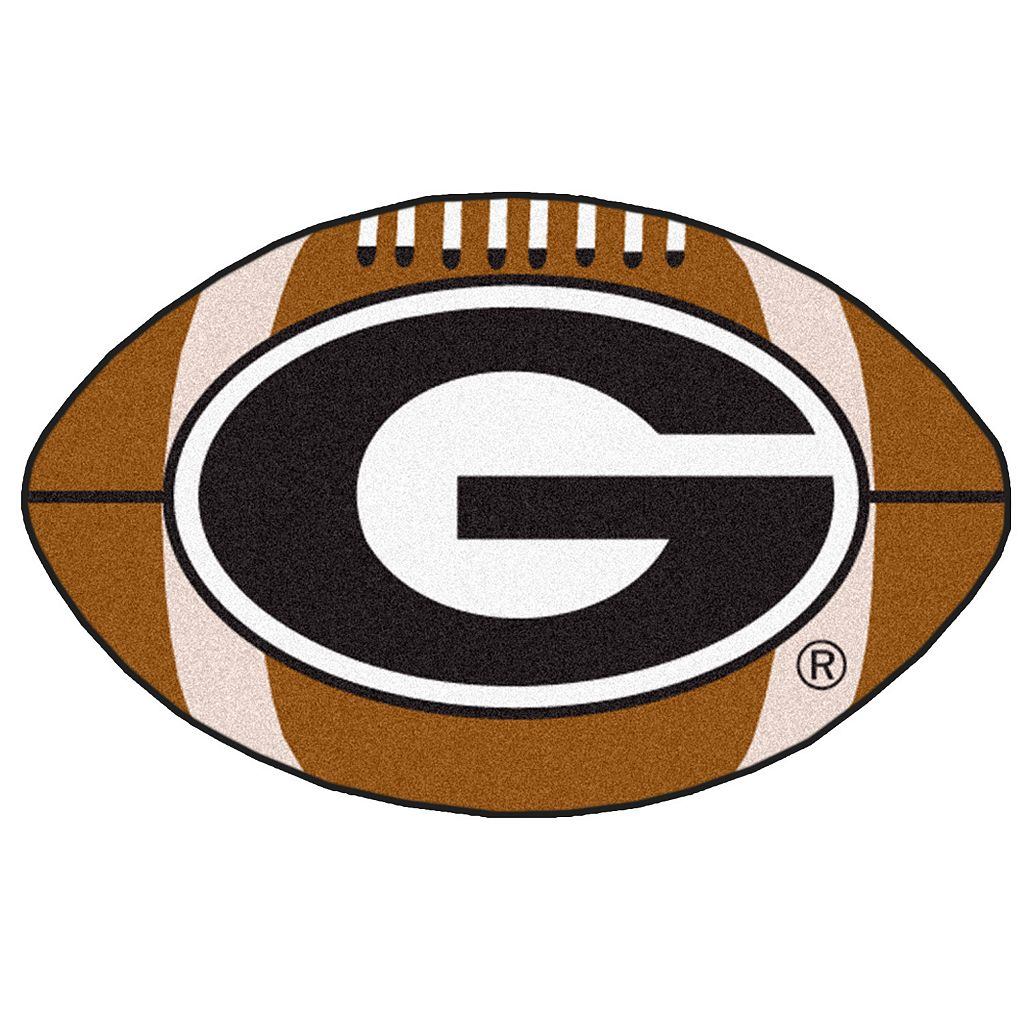 FANMATS® Georgia Bulldogs Rug