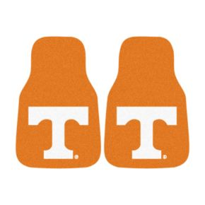 FANMATS 2-pk. Tennessee Volunteers Car Floor Mats